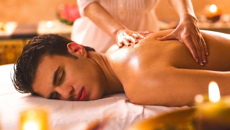 Erotic massage in Kharkov