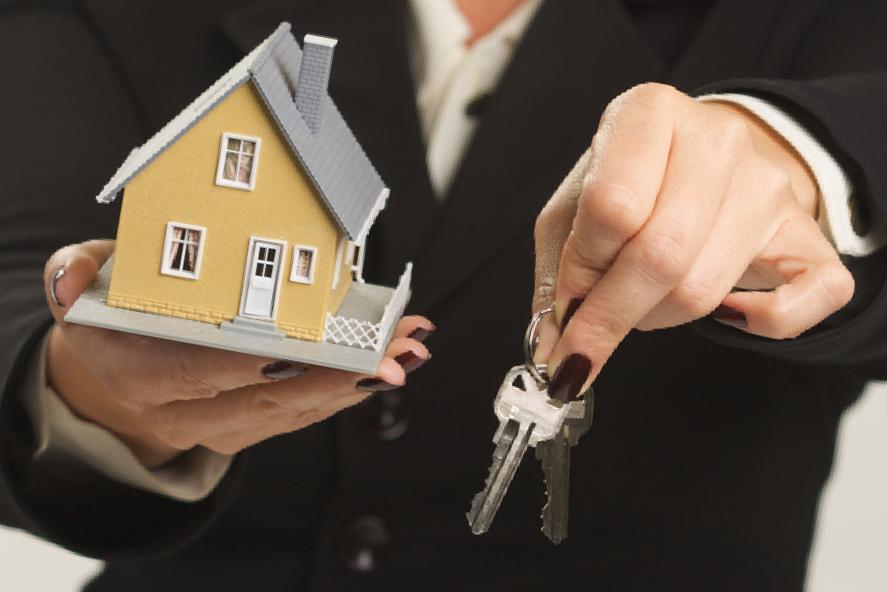 Покупка дома с помощью ипотеки