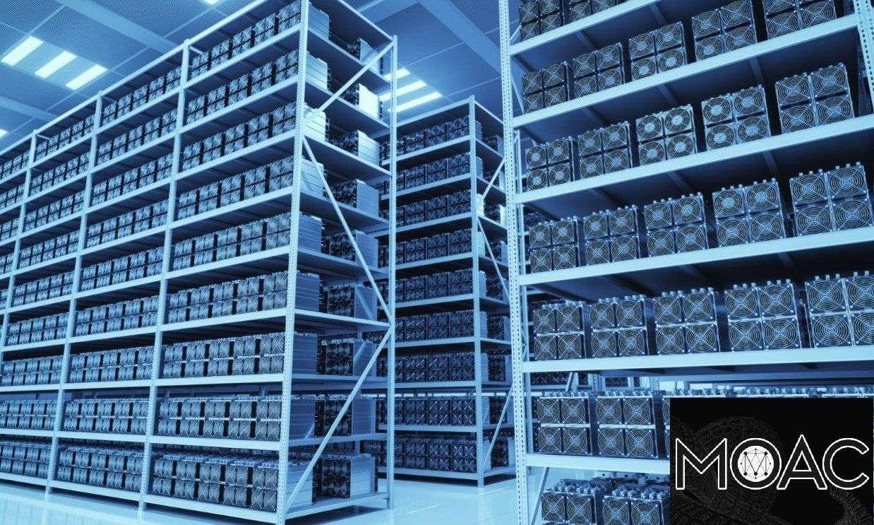 Майнинг криптовалюты MOAC: пошагово что и как делать