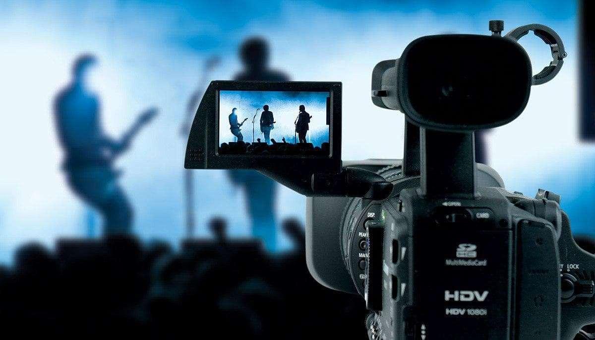 Съемка видео роликов