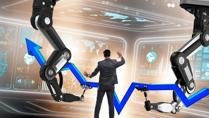 Торговля с помощью арбитражных роботов