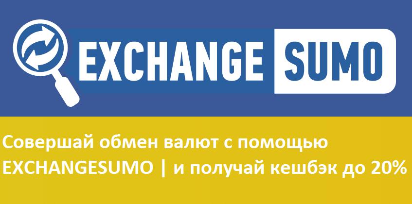 Порядок работы мониторинга обменников в сервисе ExchangeSumo